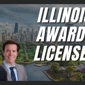 Illinois Awards Cannabis Licenses | Illinois Dispensary Licenses 2021