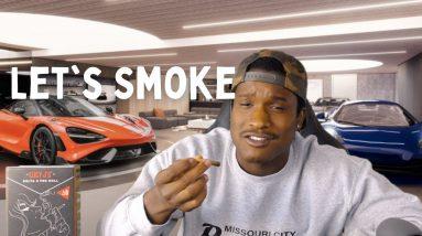 It's a New Week! Let's Smoke